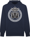 Mens Official Don X Stanley Ranch Lions Pride Hoodie - French Navy / Xs - Unisexe>Sweatshirts