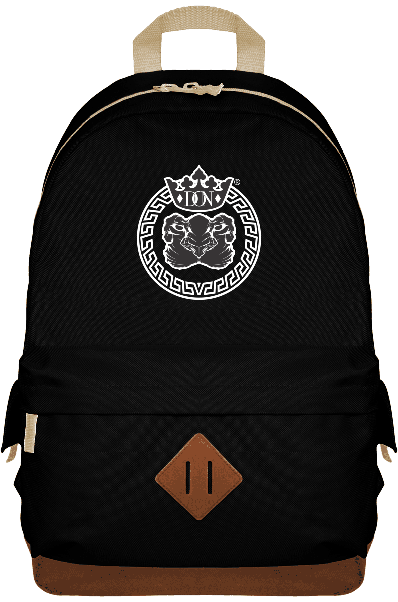 Official Don Lions Pride Heritage Backpack - Black / Tu - Accessoires & Casquettes>Sacs