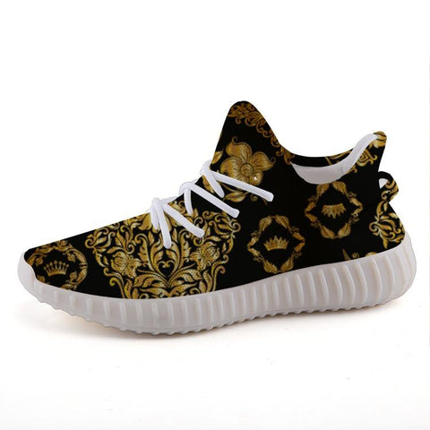 Official Don Ornamental Royalty Sneakers - Us 3 Men - Us 5 Women (35 Eu) - Shoes