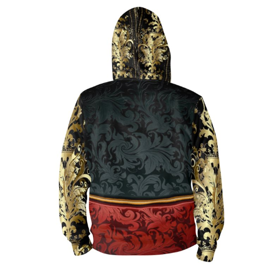 Official Don Gold Plutus Hoodie