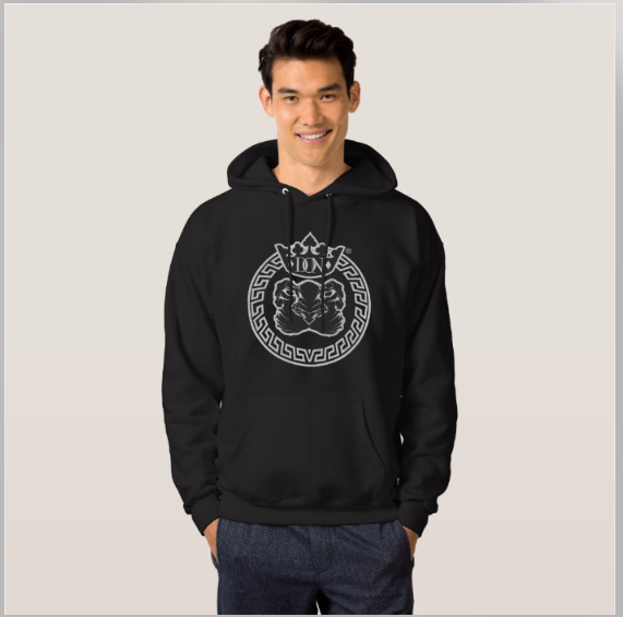Mens Official Don Lions Pride Soft Hoodie - Mens