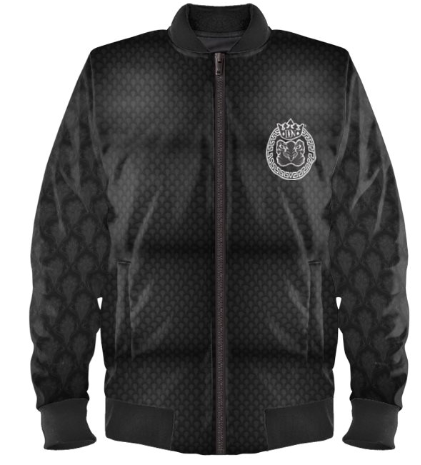 Mens Official Don Inspiration Bomber Jacket