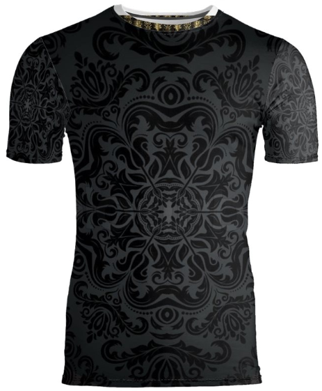 Official Don Plutus Black Slim-Fit T-Shirt