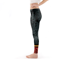 Womens Official Don Inspiration Plutus Leggings