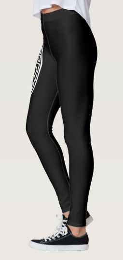 Womens Official Don Lions Pride Leggings