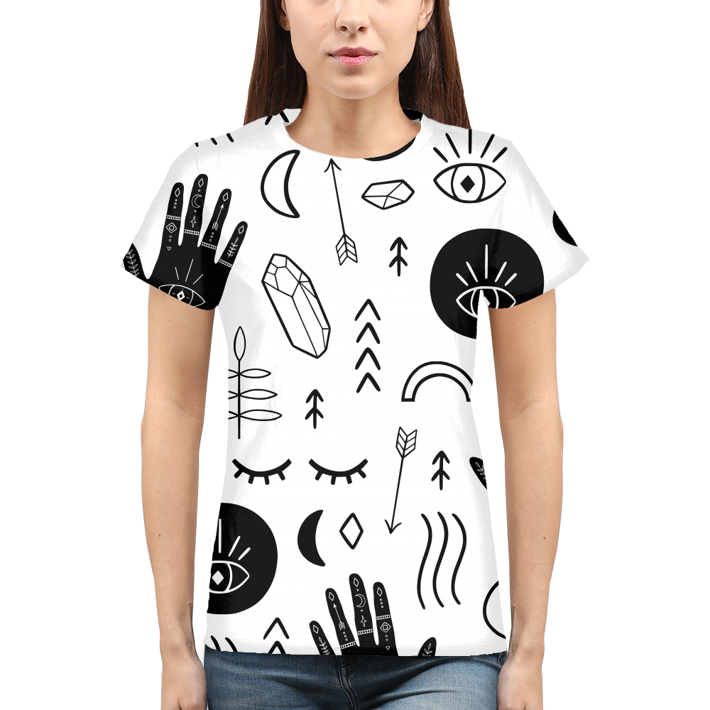 Official DON Magic Lunar Women's T-Shirt