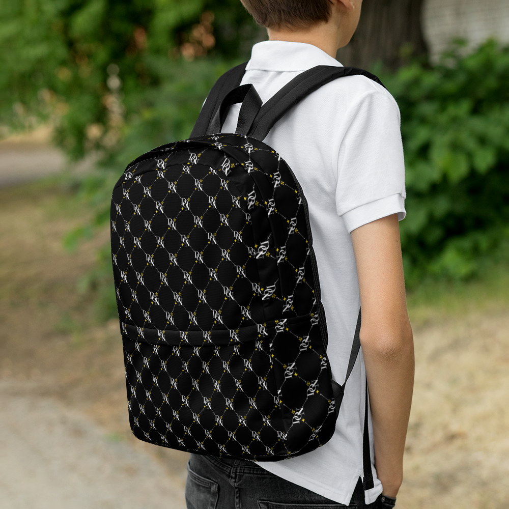 Official DON Signature Print Backpack