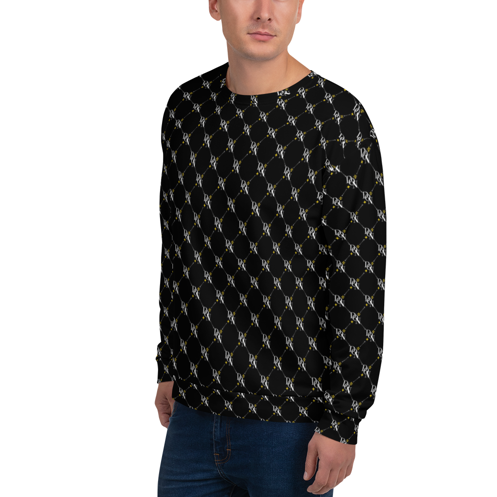 Men's Official DON Signature Pattern Sweatshirt
