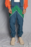 TRACKSUIT PANTS MULTICOLOR - DETACHABLE LEGS
