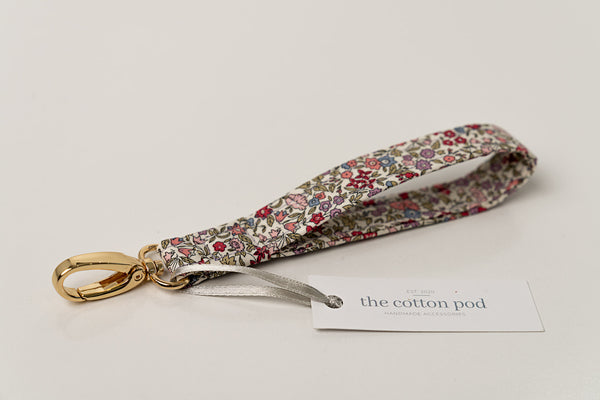 Mama Key Ring The Suite Set x The Cotton Pod