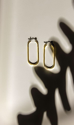 Maude Earrings by Ginger Blume