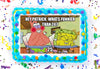 SpongeBob SquarePants What's Funnier Than 24 Edible Cake Topper Image Photo Picture