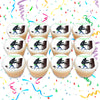 Sing Edible Cupcake Toppers (12 Images) Cake Image Icing Sugar Sheet