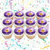 Los Angeles Lakers Edible Cupcake Toppers (12 Images) Cake Image Icing Sugar Sheet