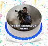 Call Of Duty Modern Warfare Edible Image Cake Topper Personalized Frosting Icing Sheet Custom Round