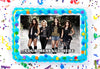 Pretty Little Liars Edible Image Cake Topper Personalized Birthday Sheet Decoration Custom Party Frosting Transfer Fondant