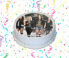 Pretty Little Liars Edible Image Cake Topper Personalized Birthday Sheet Custom Frosting Round Circle