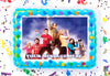 The Big Bang Theory Edible Image Cake Topper Personalized Birthday Sheet Decoration Custom Party Frosting Transfer Fondant