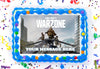 Call Of Duty Warzone Edible Image Cake Topper Personalized Frosting Icing Sheet Custom