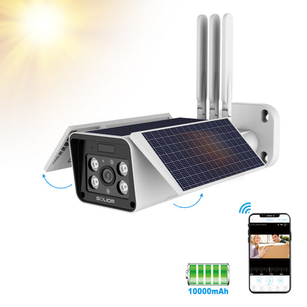 Solar Powered Security Camera: 7 Features You Should Know