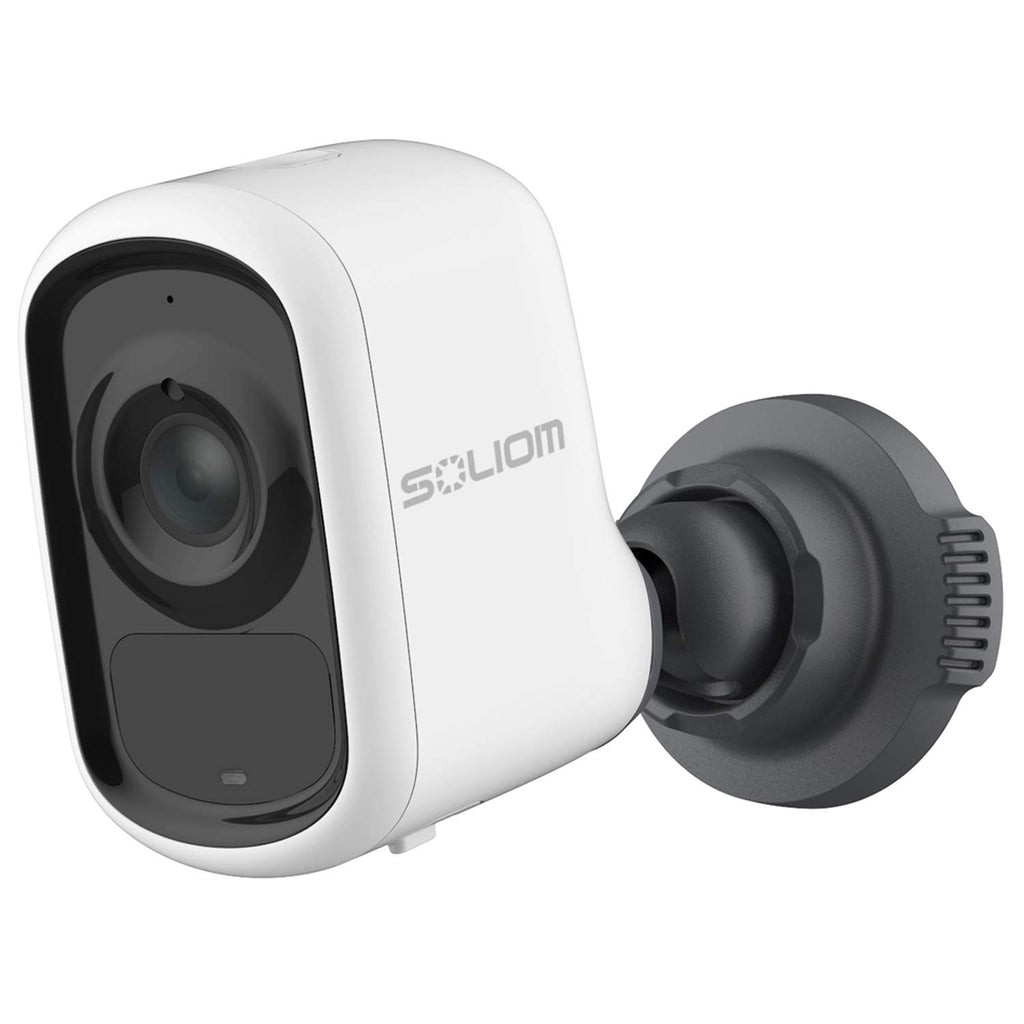 Battery-powered Wireless Security Cameras For Apartment