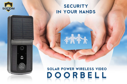 Soliom guide to installing your latest video doorbell.
