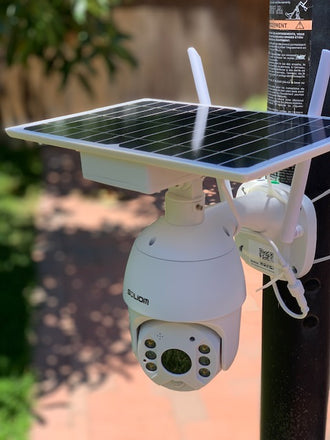 Soliom Solar Wireless Security Camera Deals, Sales & Discounts
