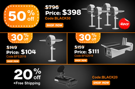 Best Black Friday Soliom Security Camera Deals & Cyber Monday Sales 2019!!