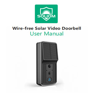 Soliom doorbell instruction