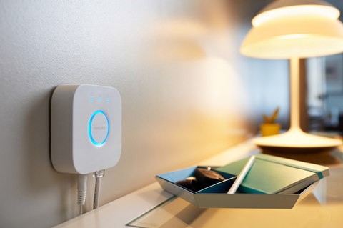 Philips Hue Smart Lighting System