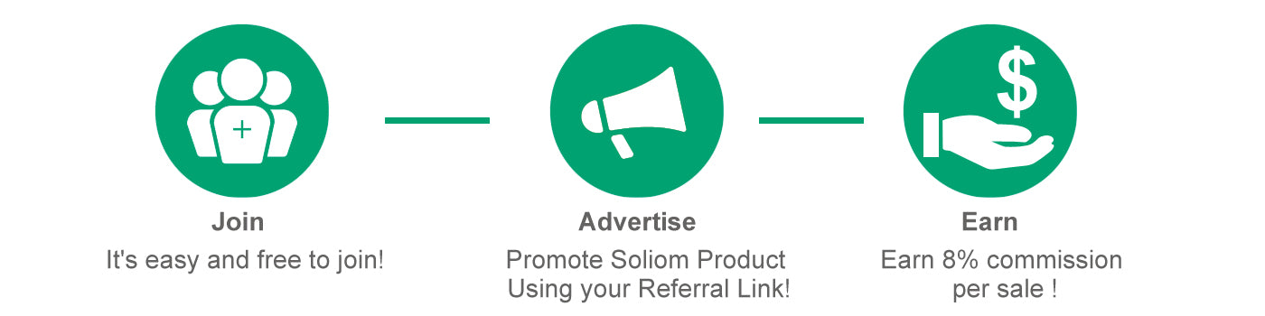 soliom affiliate program