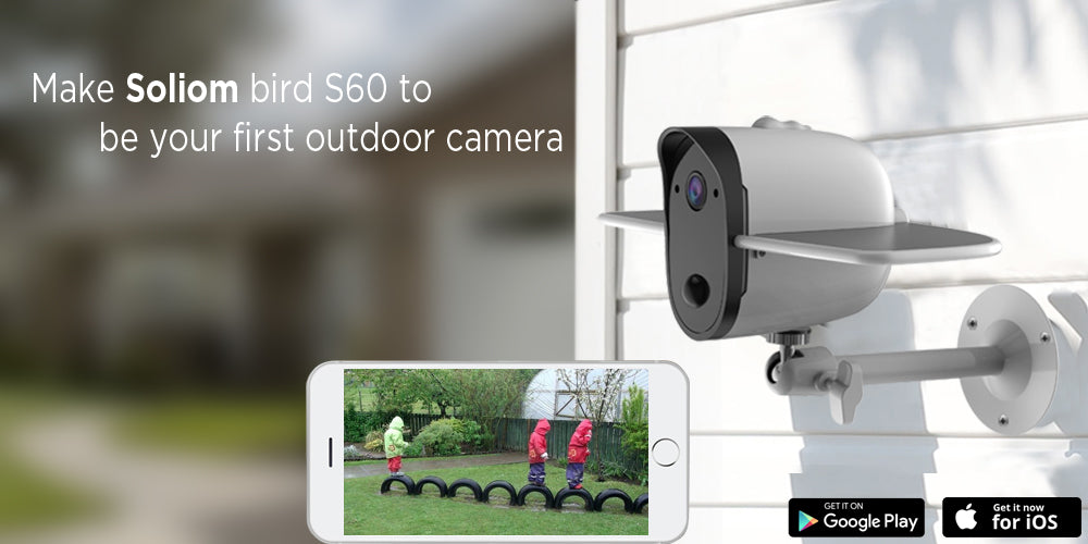 soliom outdoor camera