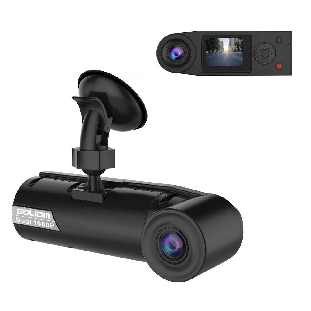soliom dash camera