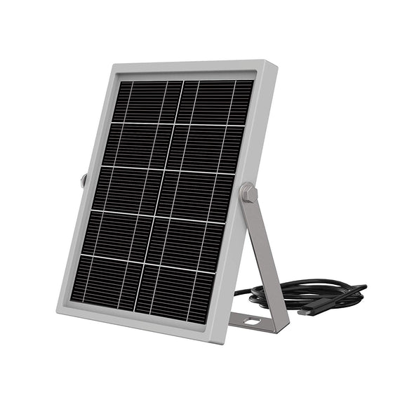 Soliom Solar Panel Power Supply for Outdoor Home Security Solar Battery Camera Soliom S90