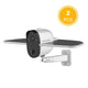 Soliom S60 Solar Wireless Outdoor Security Cameras (2 Pack)