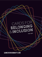 Load image into Gallery viewer, [Print & Play] Cards for Belonging & Inclusion Deck