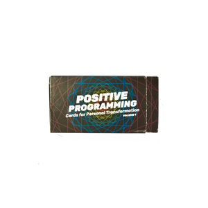 Positive Programing Deck - Games for Humanity