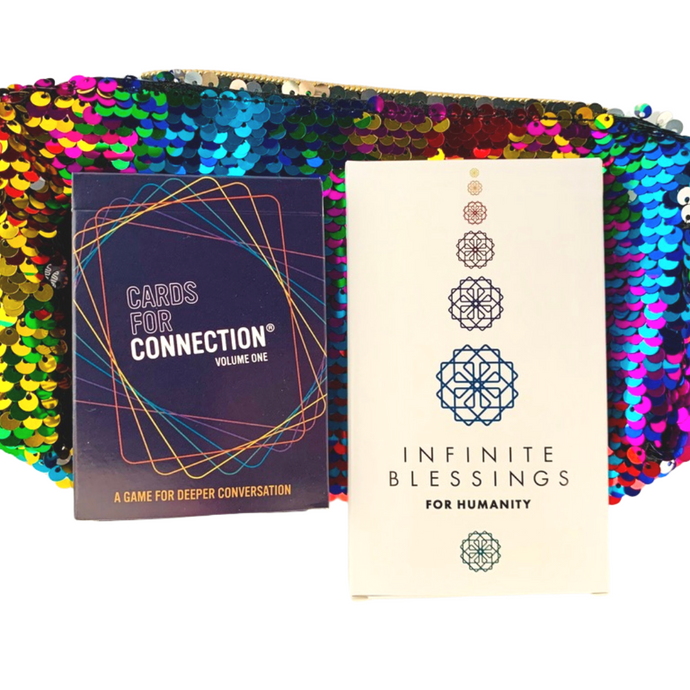 Connection and Blessings Sparkle Set - Games for Humanity