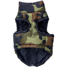 Load image into Gallery viewer, Pups! Camo Vest - 2 colours available - Pups Closet