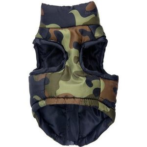 Pups! Camo Vest - 2 colours available - Pups Closet
