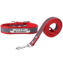 Load image into Gallery viewer, Pups! Reflective leash - 5 colours available