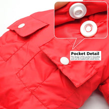 Load image into Gallery viewer, Pups! Padded Jacket - 3 colours available - Pups Closet