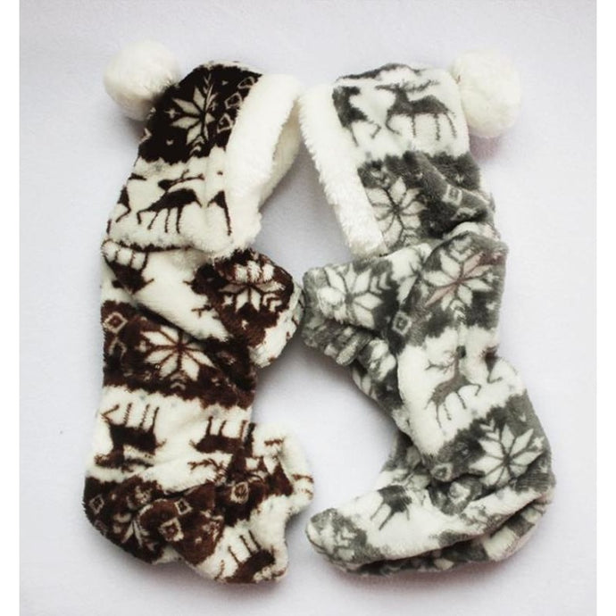 Pups! Soft Winter Sweater - 2 colours available - Pups Closet