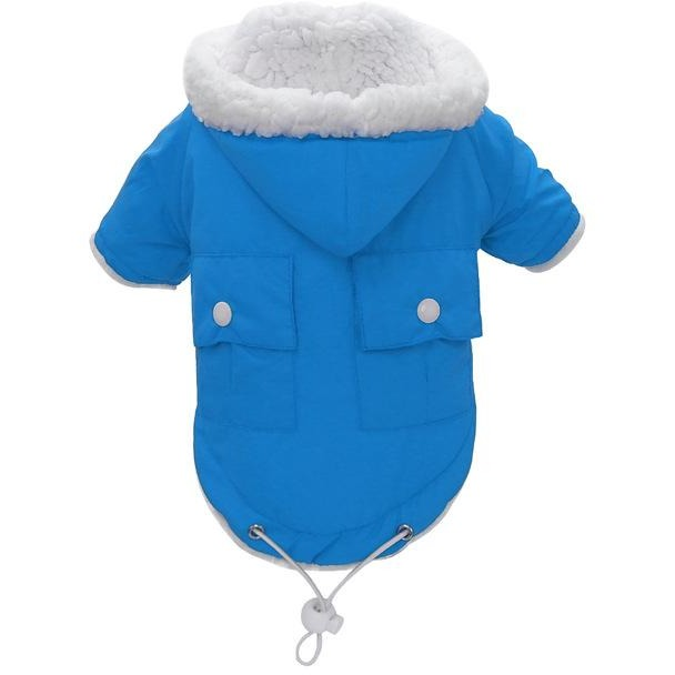 Pups! Padded Jacket - 3 colours available - Pups Closet