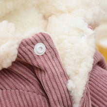 Load image into Gallery viewer, Pups! Faux Fur Jacket - 2 colours available - Pups Closet