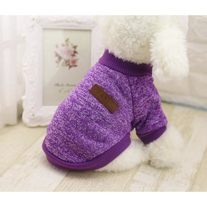 Pups! Soft Sweater - 10 colours available - Pups Closet