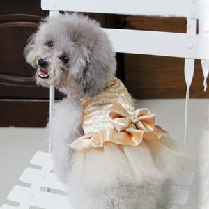 Pups! Princess Dress - 3 colours available - Pups Closet