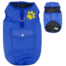 Load image into Gallery viewer, Pups! Paw Vest - 5 colours available - Pups Closet