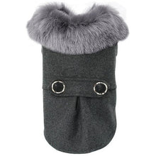 Load image into Gallery viewer, Pups! Wool Coat - 2 colours available - Pups Closet