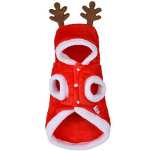 Load image into Gallery viewer, Pups! Reindeer Costume - Pups Closet